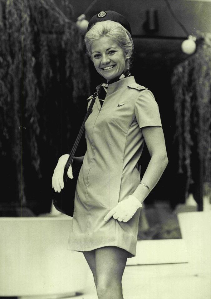flight attendant