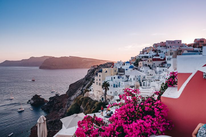 greece, island, hot, travel, trip