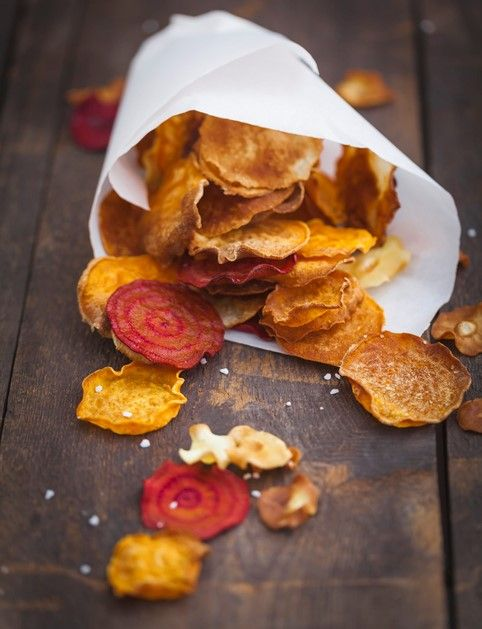chips, snack, healthy, yummy, food