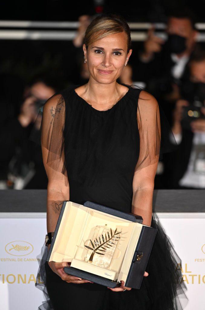 French director Julia Ducournau